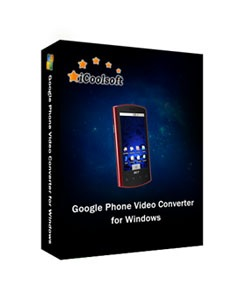 box-icoolsoft-google-phone-video-converter
